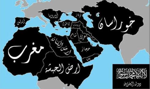 Kalifatet, Islamska statens, mål i första hand