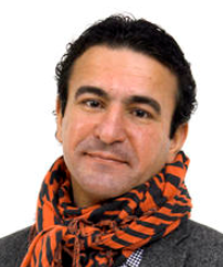 Kifah Qasem Mohammad, vänsterpartist och muslim hur det nu går ihop...