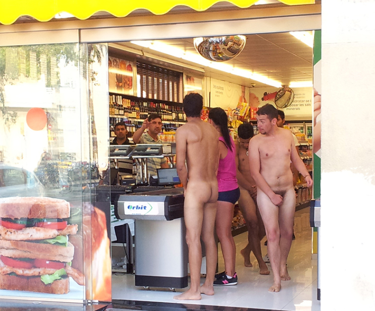 kontanter italienska naken