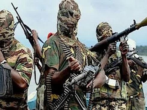 Terroristerna i Boko Haram