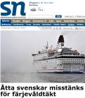 """I bilagan får man också lära sig om källkritik och vad som är sant och falskt på internet. Det borde kanske chefredaktörerna själva läsa. Båkom den här rubriken om """"svenskar"""" döljer sig somalier som är somaliska medborgare."""