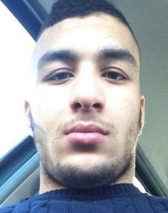 Ahmad El-Moghrabi, förare av kokainracern på Amiralsgatan