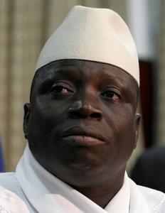 Gambias president