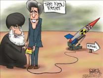 Obama-Iran-cartoon