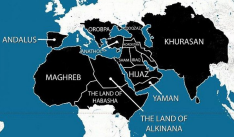 Kalifatets mål till 2019