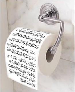 Koranen_på_toa