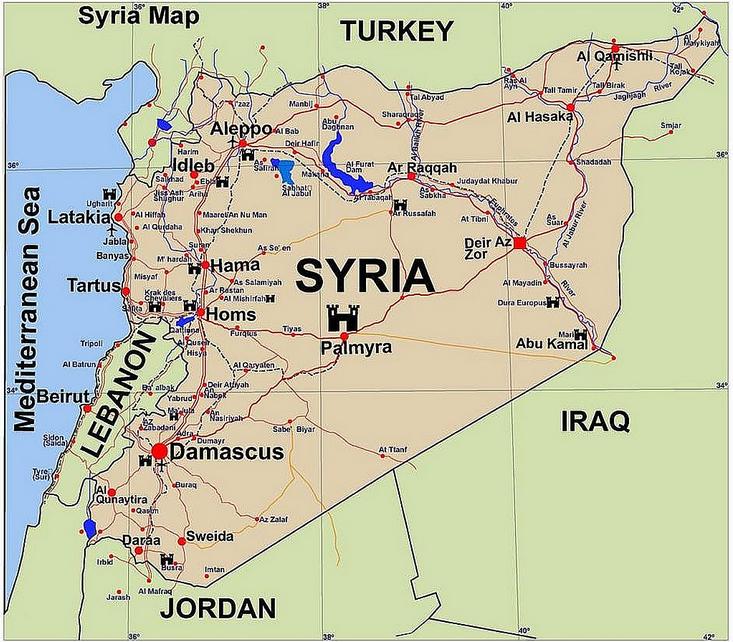 karta syrien Rysslands bas på Latakia flygplats i Syrien   Petterssons gör  karta syrien
