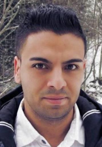 Ramin Azimi, afghan, mördare och våldtäktsman