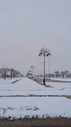 saudi snö
