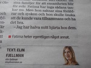 Elin Fjellman Jaderup