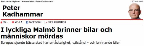 Malmö kadhammar