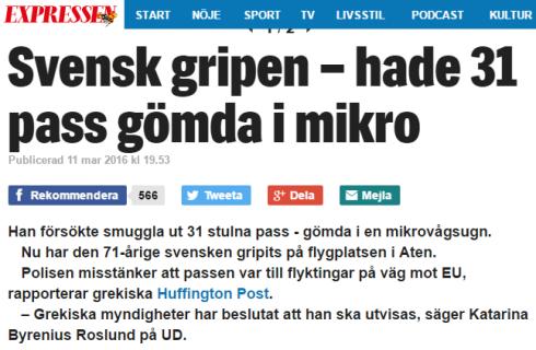 svensk gripen
