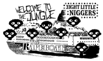 Dan park welcome to the jungle - rapeniggers