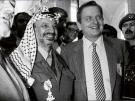 Arafat och Palme