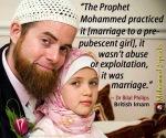 Pedofilen Mohammed