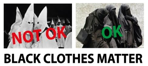 black-clothes