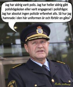 Eliasson ljuger, han vet att han hamnade där han är för att han är socialdemokrat.