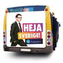 SD reklam från valet 2014