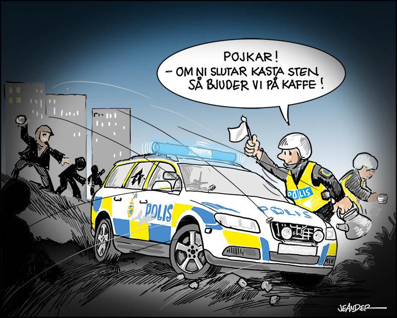 Jarvas sista polistation laggs ned