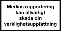 medierapportering