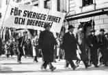 Per Albin och socialdemokraterna på marsch