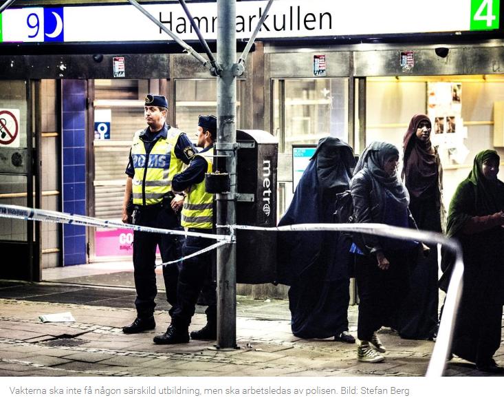 Anders Ygeman: Shariapolis – vad är det? Samtiden
