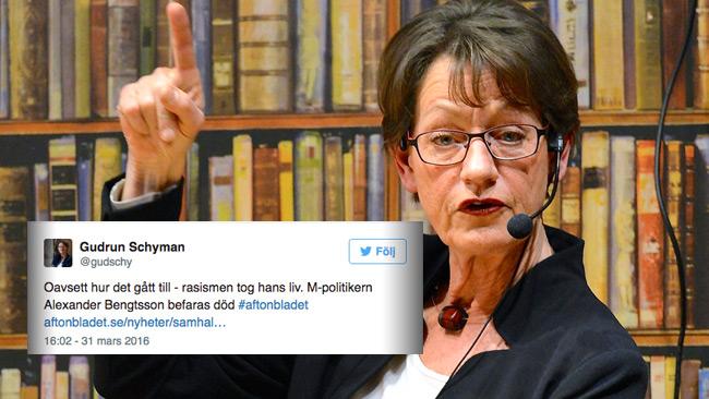 Schyman har fel svenska man ar inga talibaner