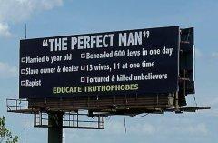 Muhammed den perfekte mannen