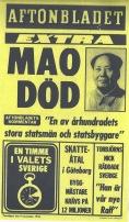 Aftonbladet Mao död