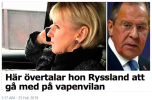 Aftonbladet_Wallström_vapenvila2