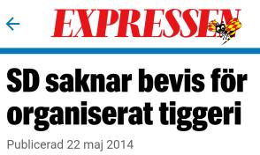 Expressen Tiggeri