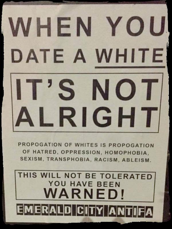 Gay dating rasism