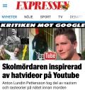 Expressen Skolmördaren