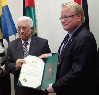 Peter_Hultqvist_palestina_medalj
