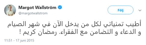 Wallström_ramadan_på_arabiska