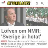 Aftonbladet Löfven nazister