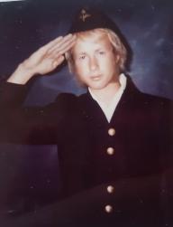 Pettersson uniform 1971