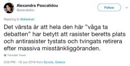 Alexandra_Pascalidou_Twitter_tystnad_