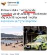 Expressen svenskar badar