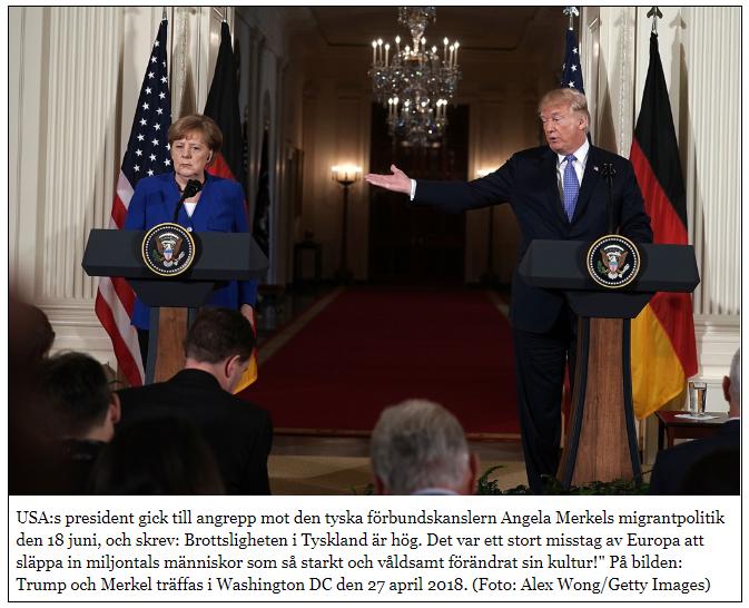 Tyskland skakas av overgrepp