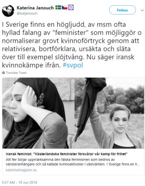Katerina_Janouch_Twitter_Iranslöjtvång