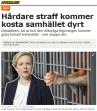 Aftonbladet_Linda_Snecker_hårdare_straff
