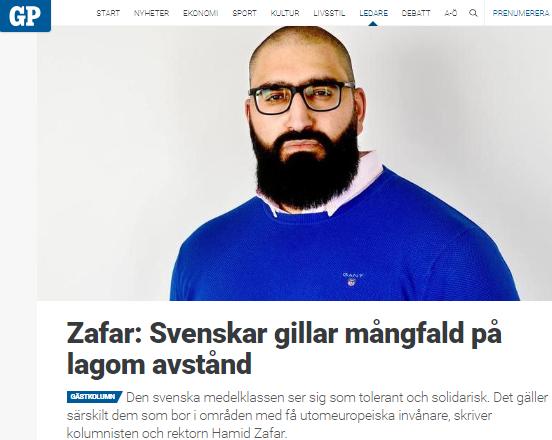 Svenskars bidrag