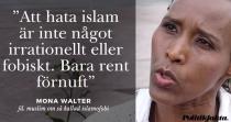Mona_Walter_om_islam