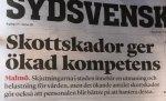Sydsvenskan ökad kompetens