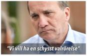 Löfven_schysst_valrörelse