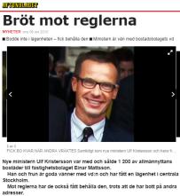 Aftonbladet_Ulf_Kristersson_bröt_mot_reglerna