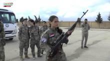 kurdiska soldater