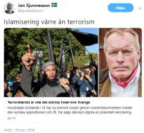 Jan_Sjunnesson_Islam_värre_än_terror
