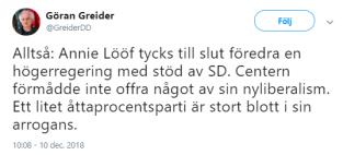 Göran_Greider_arrogans